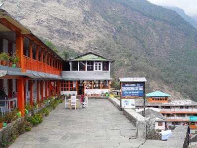 Chhomrong Cottage