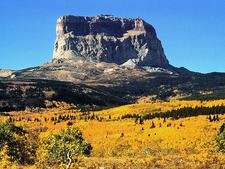 Chief Mountain - Glacier - USA