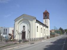 Chiesa Cecchina S . Filippo Neri