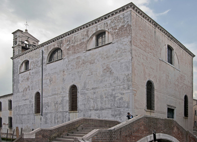 Church Of San Marziale