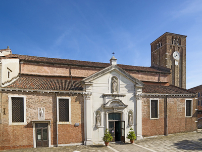 Church Of San Nicolò Dei Mendicoli