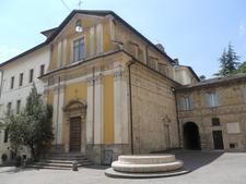 Chiesa Di San Rufo Rieti