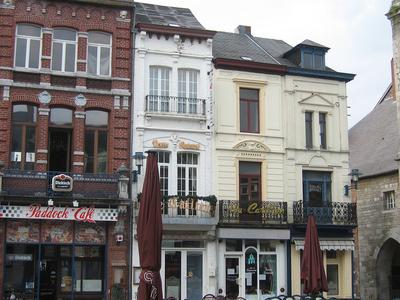 Chimay  Belgium Town Square