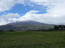 Chimborazo From East