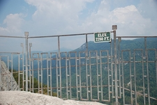 Chimney Rock State Park, CR NC - Viewing Gallery