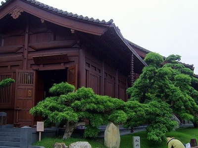 Chinese Timber Architecture Gallery