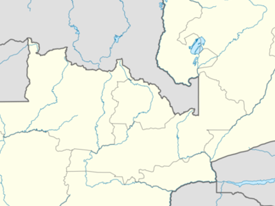 Chingola Is Located In Zambia