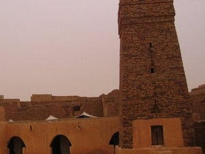 Mezquita Chinguetti