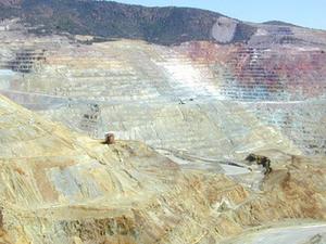 El Chino Mine