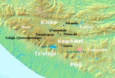 Chitinamit - Quiché Department - Guatemala