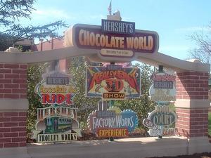 Mundo de Chocolate Hershey