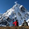 Cho La Tse Peak - Sagarmatha NP Nepal