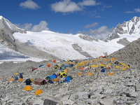 Cho Oyu Expedition