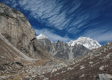 Cho Oyu - Nepal-Tibet Border