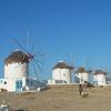 Chora Windmills