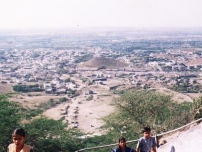 Chotila From Hill