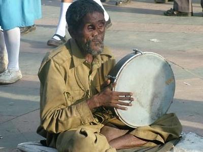 Chowk Bazar Beggar