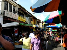 Chowrasta Market - View
