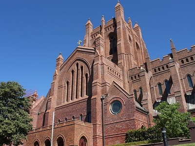 Christ Church Cathedral Of Newcastle