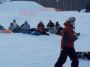Christie Mountain Ski Area