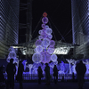 Christmas Decoration At The Grand Arche