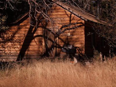 Christopher Creek - Abandoned Cabin