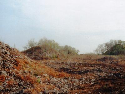 Chunchucmil Mounds - Yucatán - Mexico