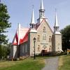 Church At Sainte Famille