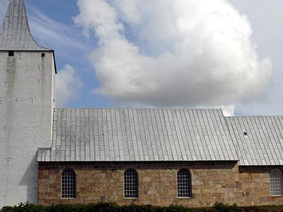 Church Bagside
