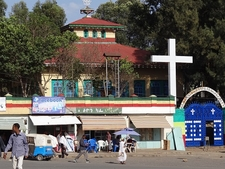 Church @ Gondar ET Amhara