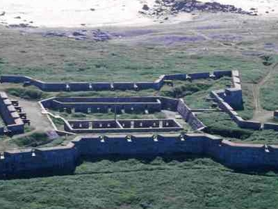 Churchill  Fort  Prince Of  Wales