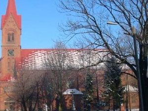Iglesia en Jarnołtówek
