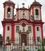 Church In Ouro Preto
