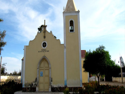Church In Tombua