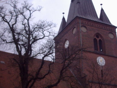 Church In  Kolding     Denmark