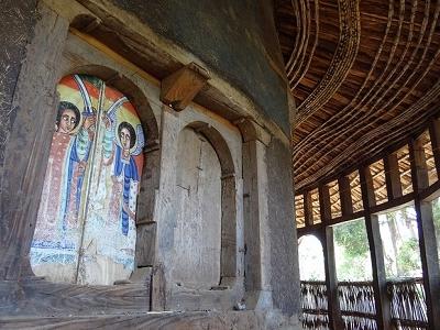 Church Near Bahir Dar - Zege Peninsula - Anhara ET