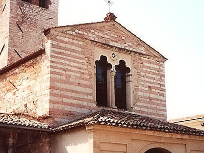 Church Of Santa Maria Infraportas