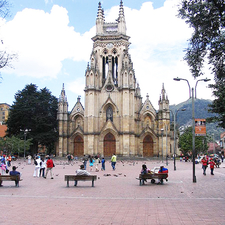 Church Of Our Lady Of Lourdes.