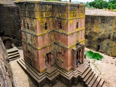 Church Of Saint George @ Lalibela - Amhara ET