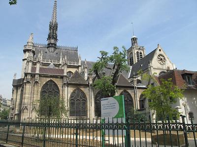 Church Of Saint-Laurent