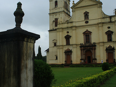 Church Of St Francis - Old Goa