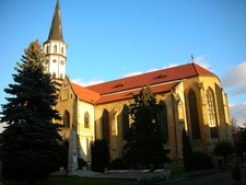 Church Of St. James In Levoča