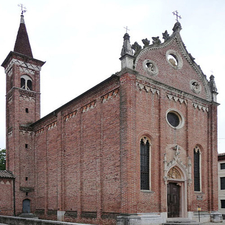 Church Of The Nativita Della Vergine