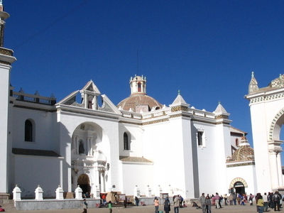 Church Of Copacabana