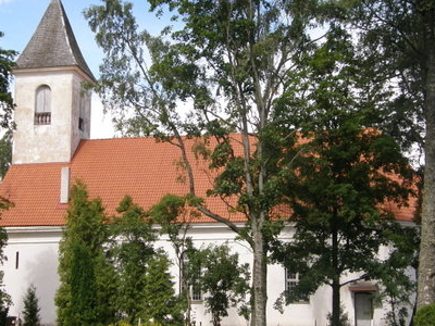 Saint Mary Church In Loksa