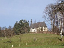 Church On The Magdalenaberg Mountain