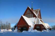 Church Of Kiruna