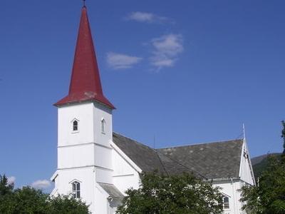 Church Of  Nesna