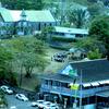 Church & School Yard In Roseau Dominica