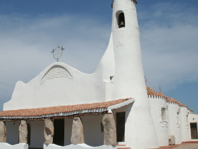 Church  Stella  Maris In  Porto  Cervo